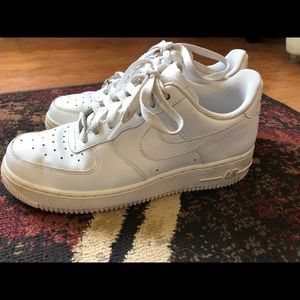Women's Nike Air Force 1 shoes